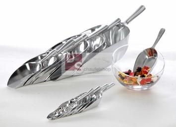 Aluminium scoops